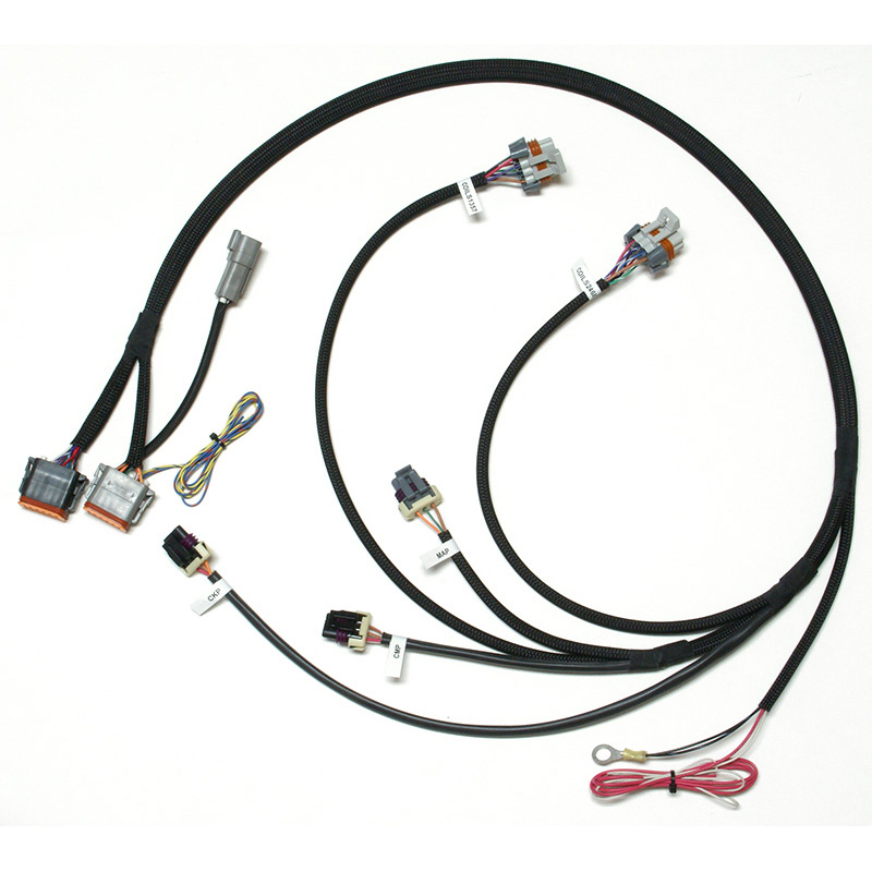 lt1 engine wiring harness modification