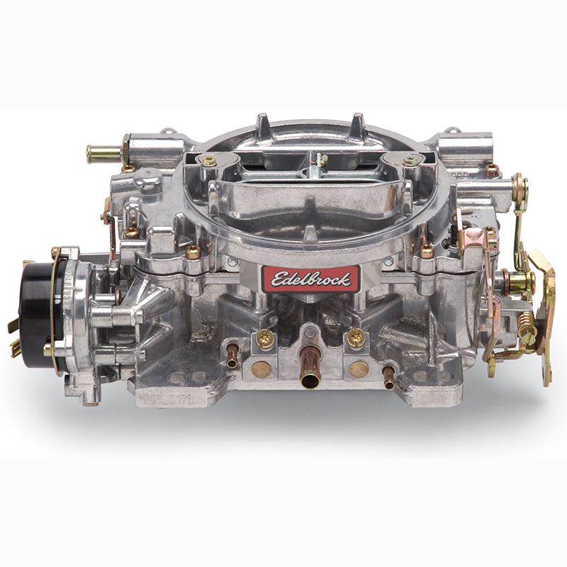 Edelbrock Performer Series Carburetor, 600 Cfm, Electric
