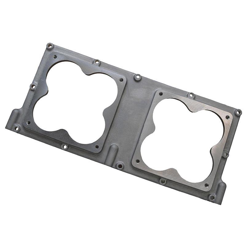 Pro Filer Hitman Spread Port Tunnel Ram Top Plate Dual