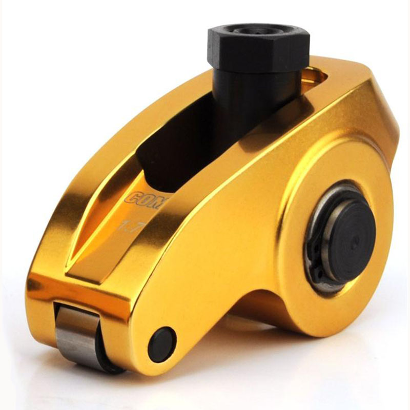 """Comp Cams Ultra Gold Roller Rockers, Ford SB, 7/16"""", 1.6"""