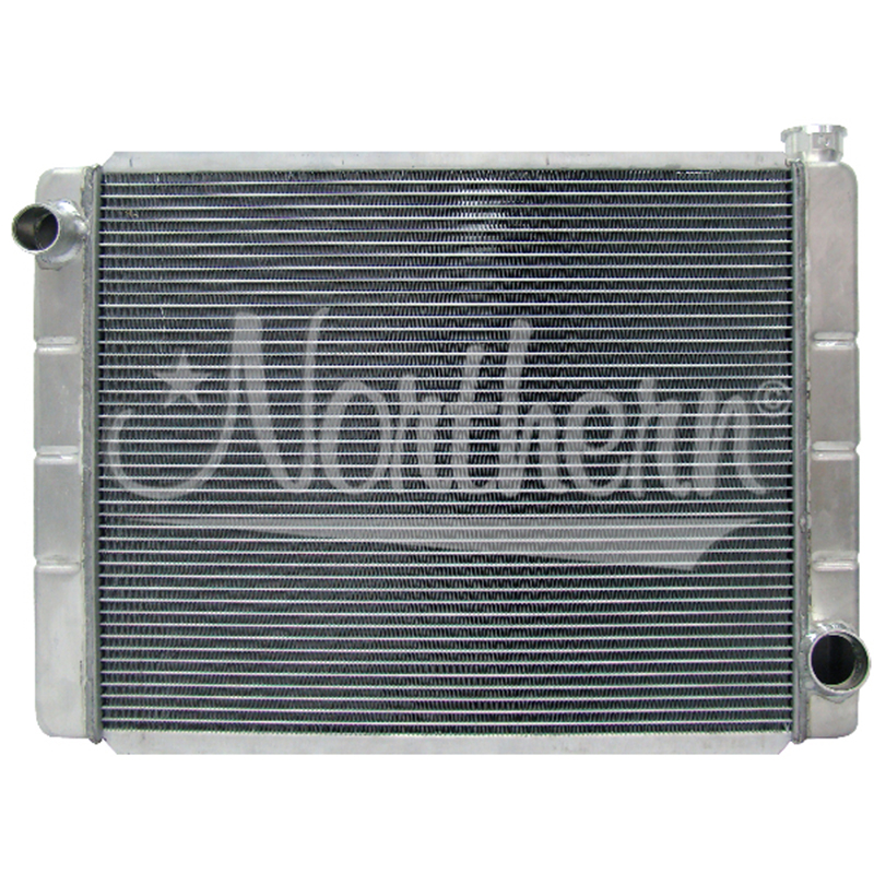 Northern Neck Chevrolet >> Northern, Aluminum Race Radiator, Chevrolet/GM Universal ...