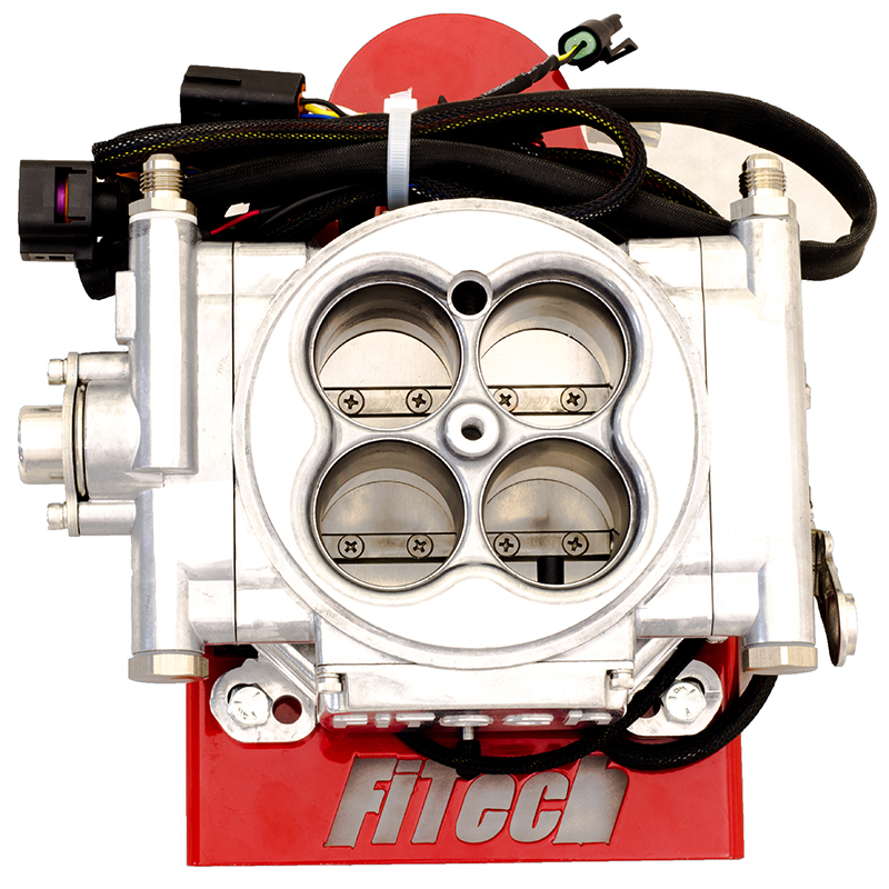 FiTech, Go EFI 4 Self-Tuning Fuel Injection System, 250 HP to 600 HP