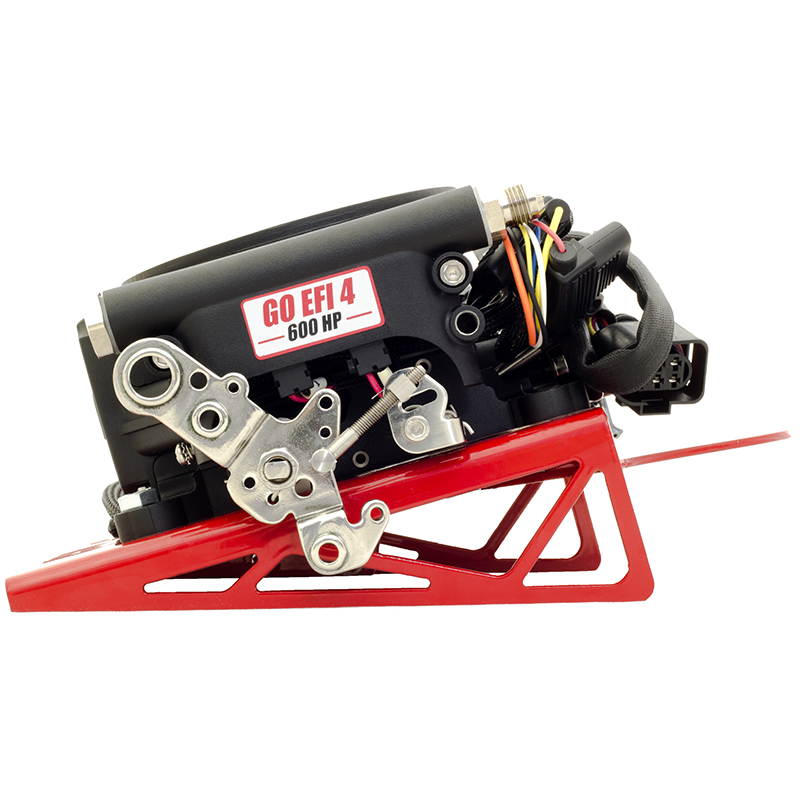 FiTech, Go EFI 4 Self-Tuning Fuel Injection System, 250HP to