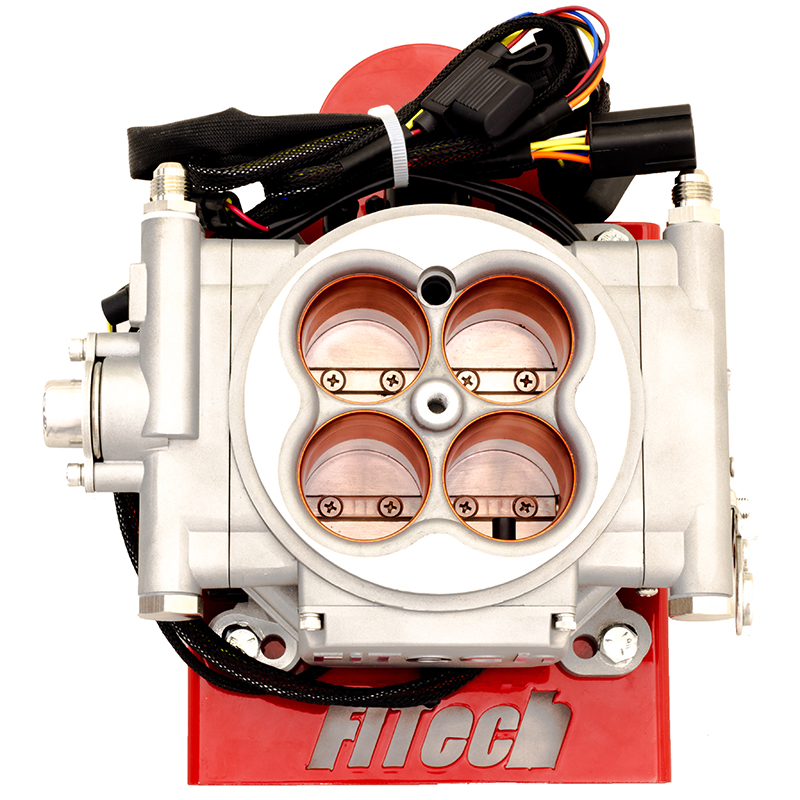 FiTech, Go Street Self-Tuning Fuel Injection System, Up to
