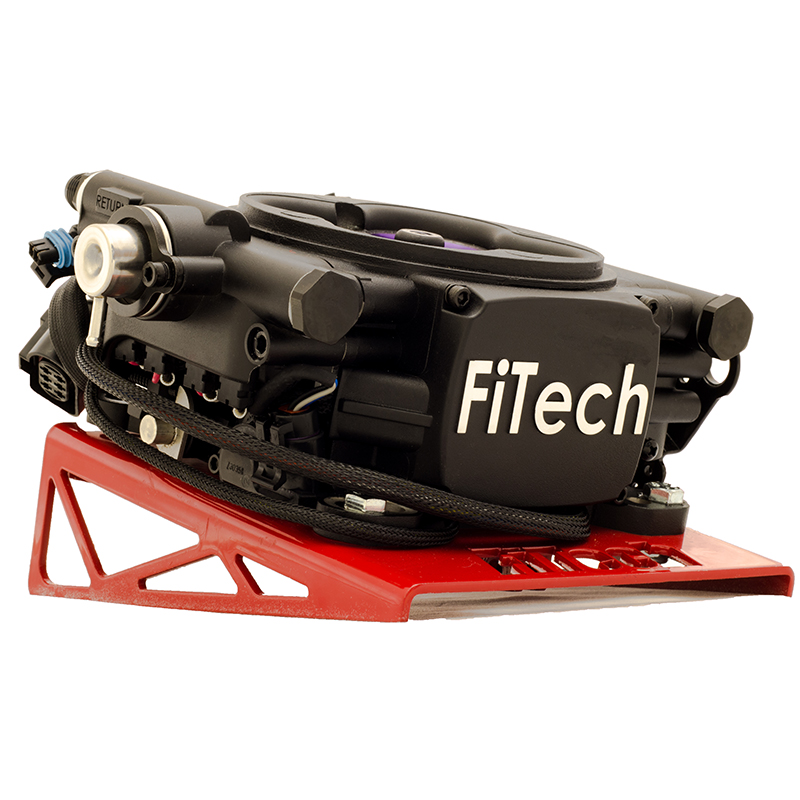 FiTech, Meanstreet EFI Fuel Injection System, 800 HP, Matte Black