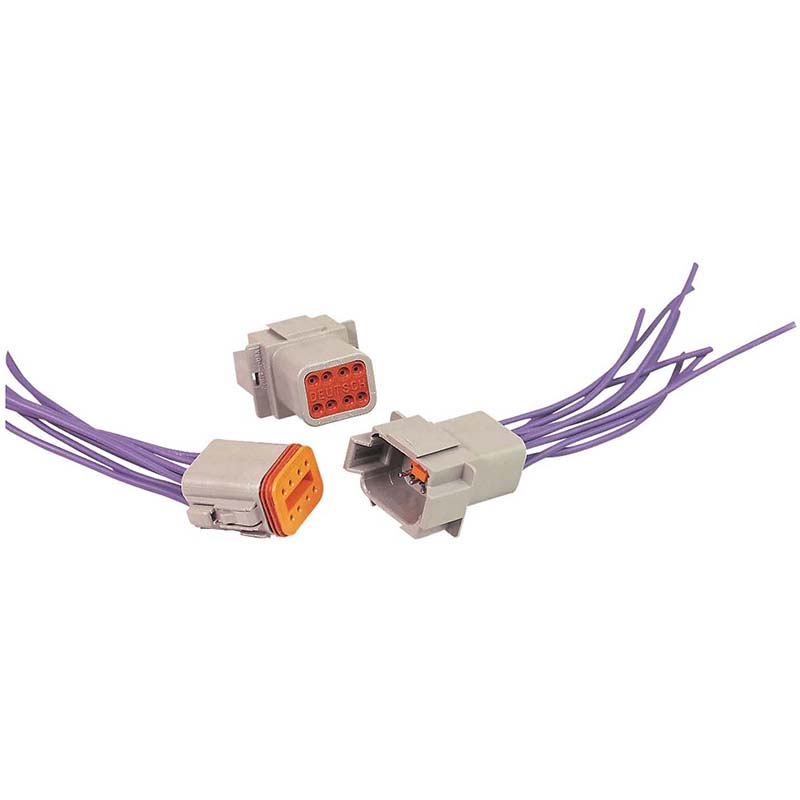 MSD, Deutsch Wiring Connector, 8-Pin, 16 Gauge - Competition Products