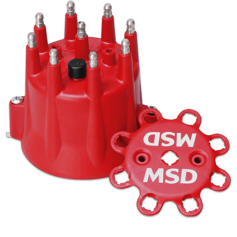Msd Ignition  Distributor Cap  Msd Pro Billet Or Gm Point