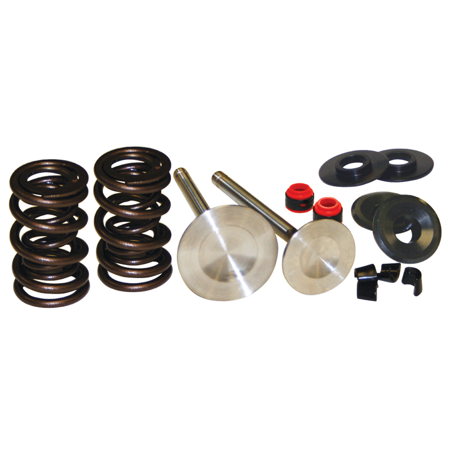 "Head Improvement Kit, Chev SB, W/2.02-1.60"" Valves, Mech"