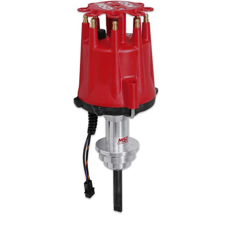 Msd Ignition Pro Billet Racing Distributor W Mechanical