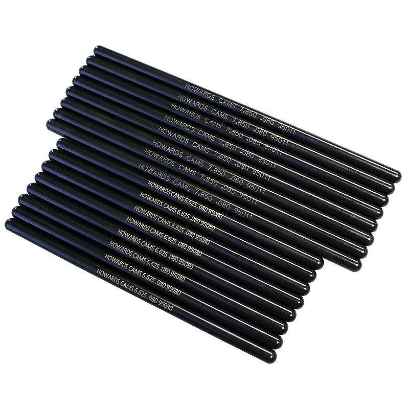 Howards Cams 4130 Swedged End Pushrods  5  16 U201d Dia    080