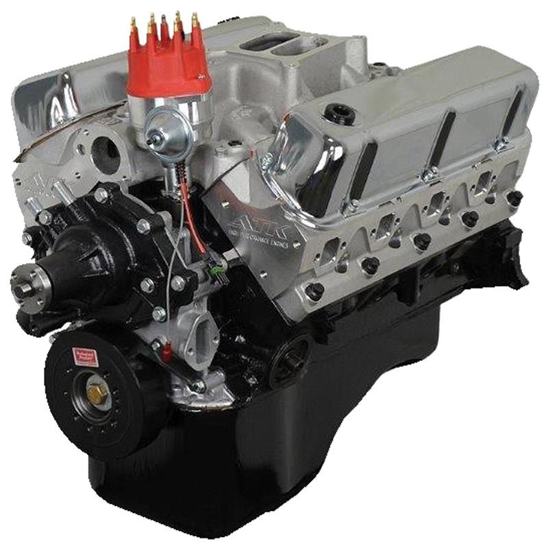 ATK, Ford Small Block 408ci Mid-Dress Engine, 430HP, Hyd