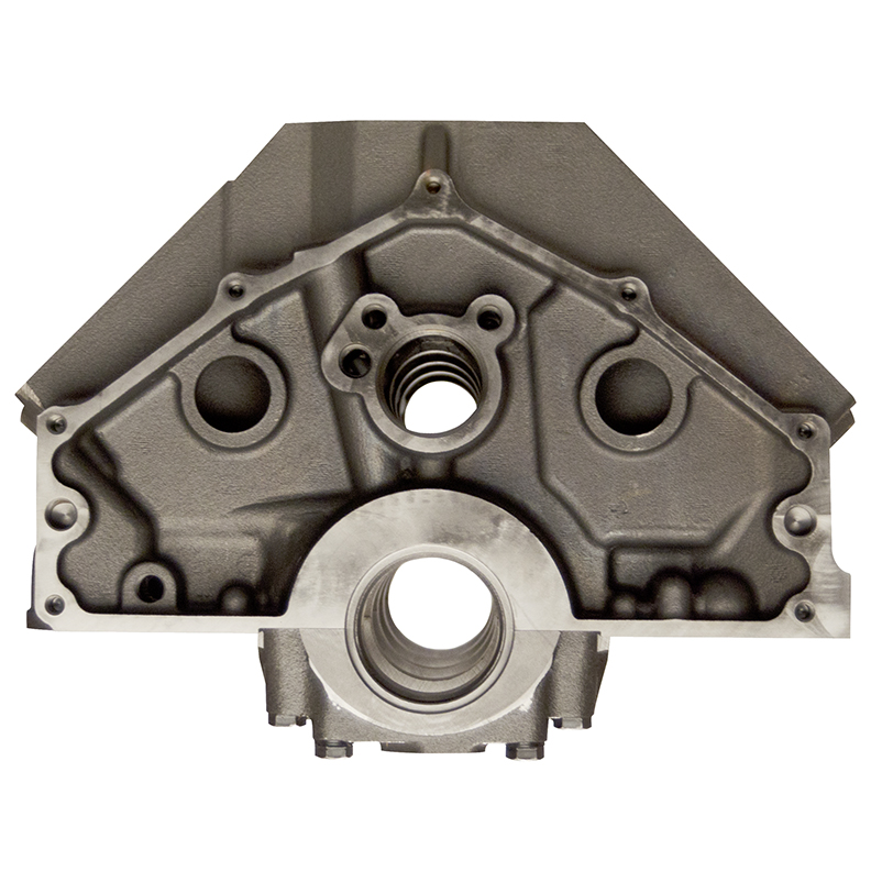 Brodix, Cast Iron Block, Chev BB, 4 600