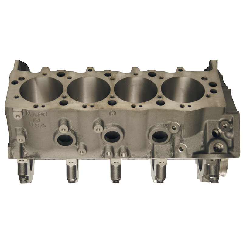 Brodix, Cast Iron Block, Chev BB, 4 500