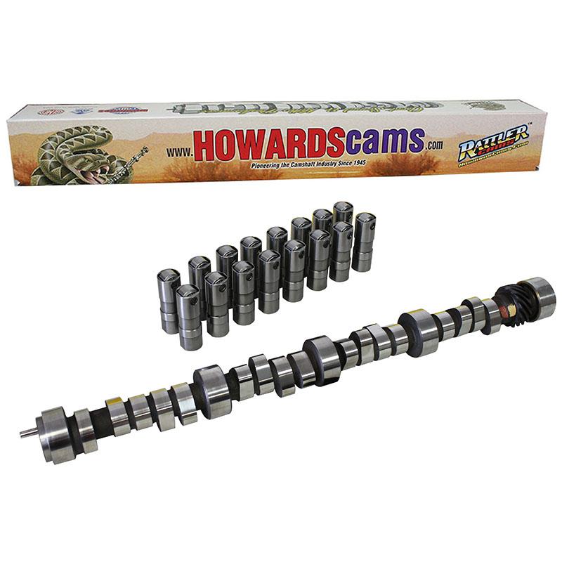 Howards Cams, Rattler Hydraulic Roller Camshaft & Lifter