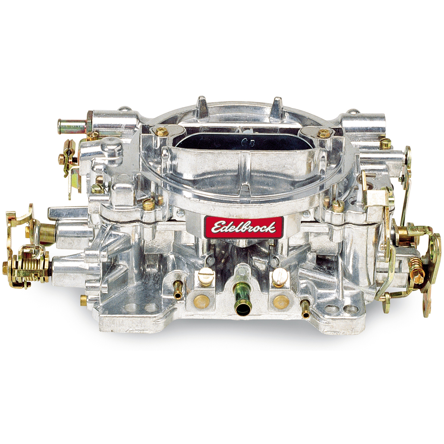 How To Adjust Edelbrock Carb With Manual Choke