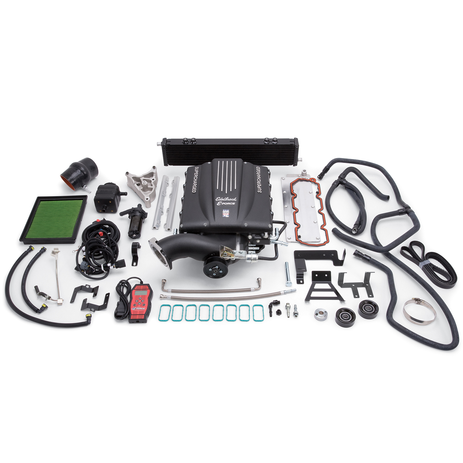 Edelbrock, E-Force Stage 1 Supercharger System, Chev/GM SUV