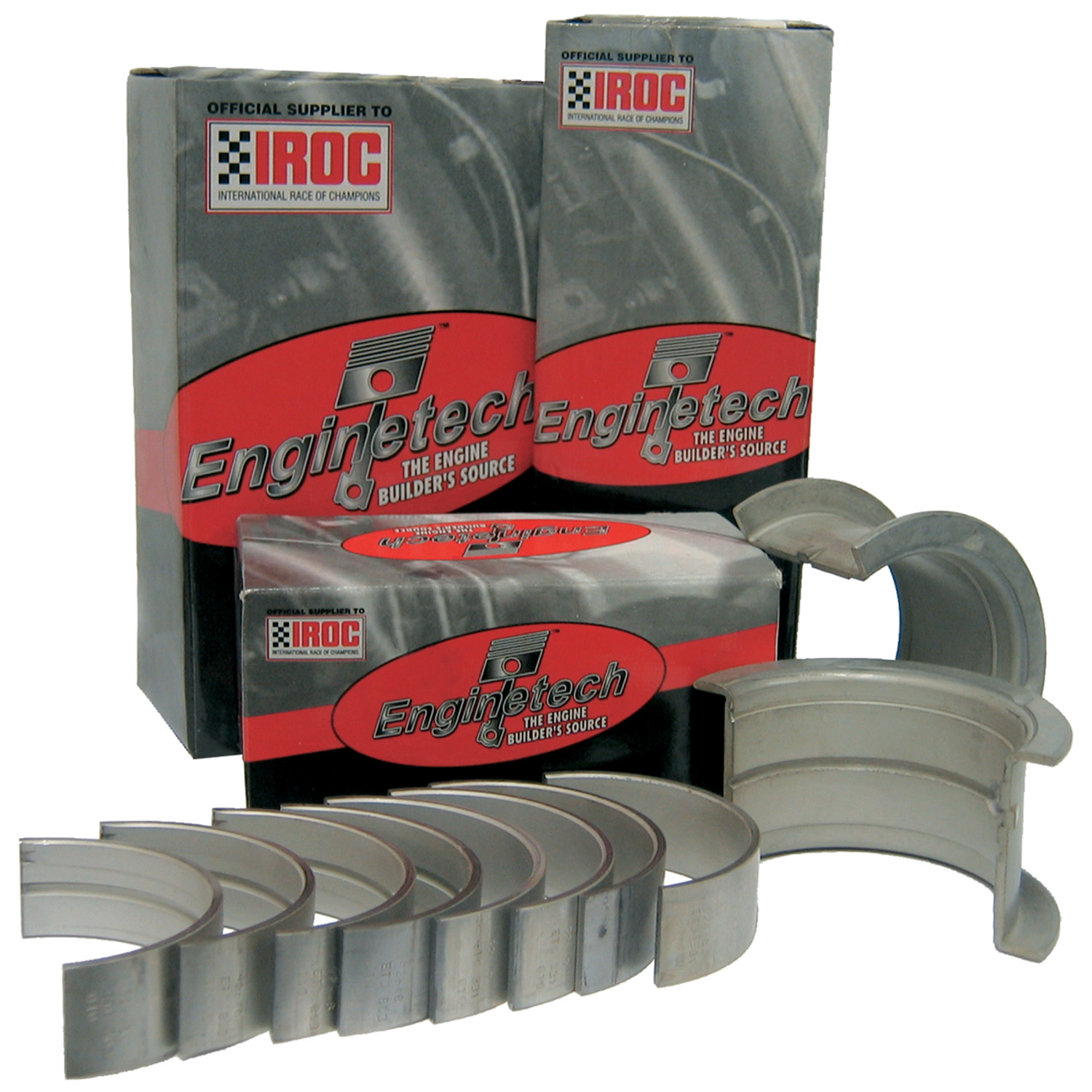 Clevite77 Main /& Rod Bearings Sets compatible with FORD 289 302 Windsor STD Bearings