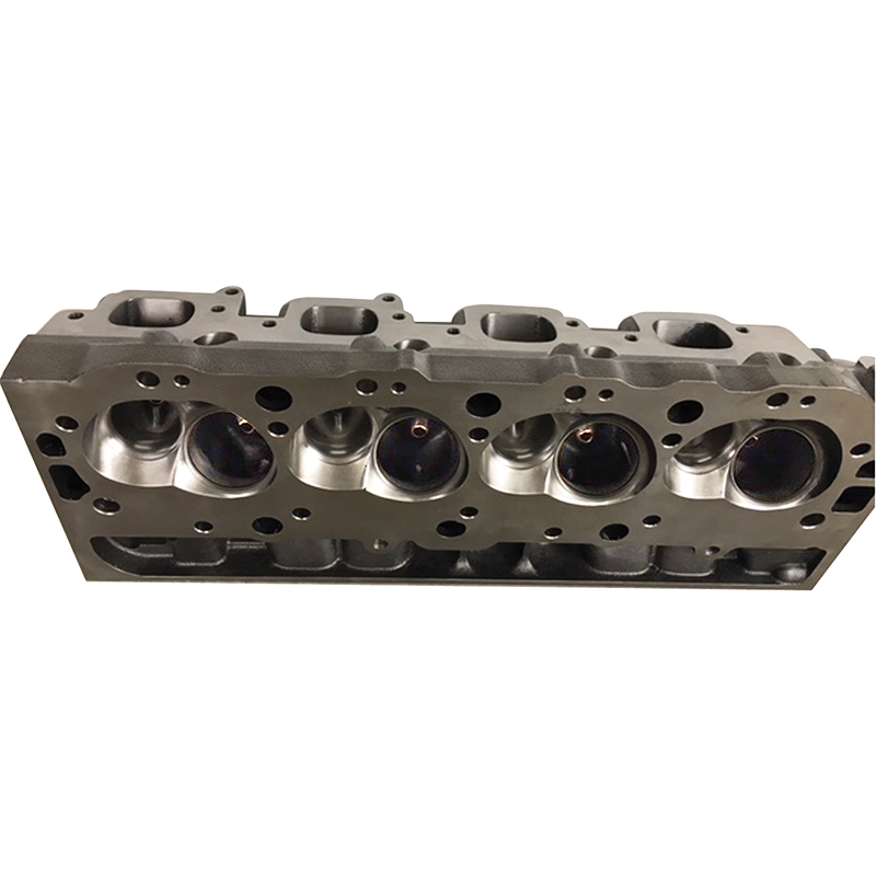 Goodwin/Engine Quest CNC Ported Cast Iron Heads, Chev BB