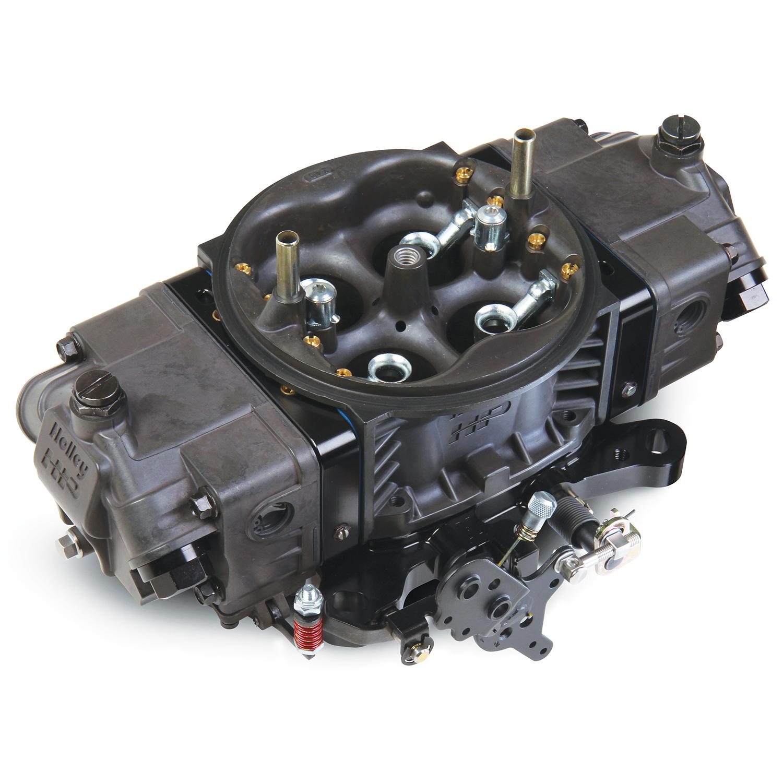 Holley Ultra XP Series Carburetor, 750 cfm, Manual Choke