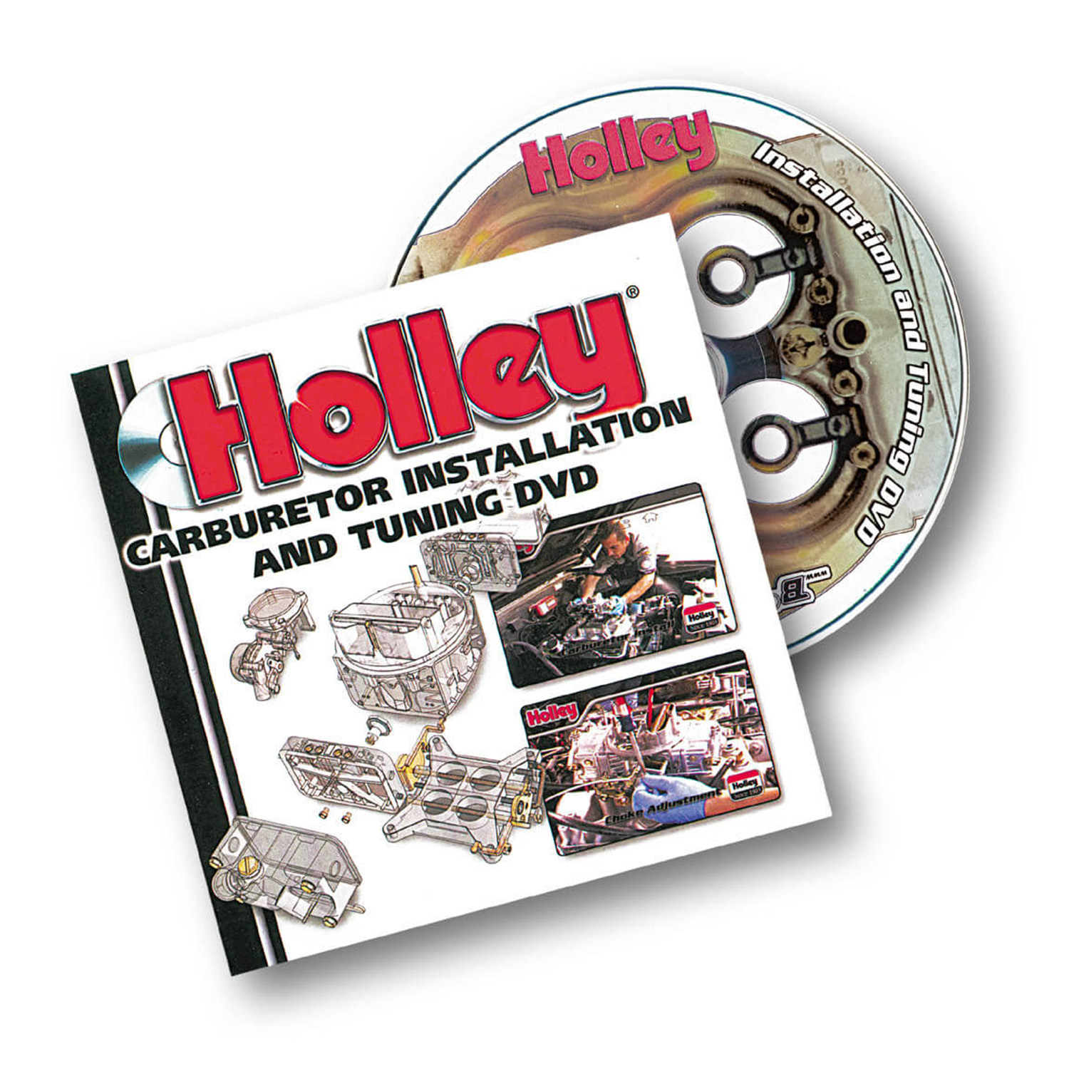 holley carb tuning book