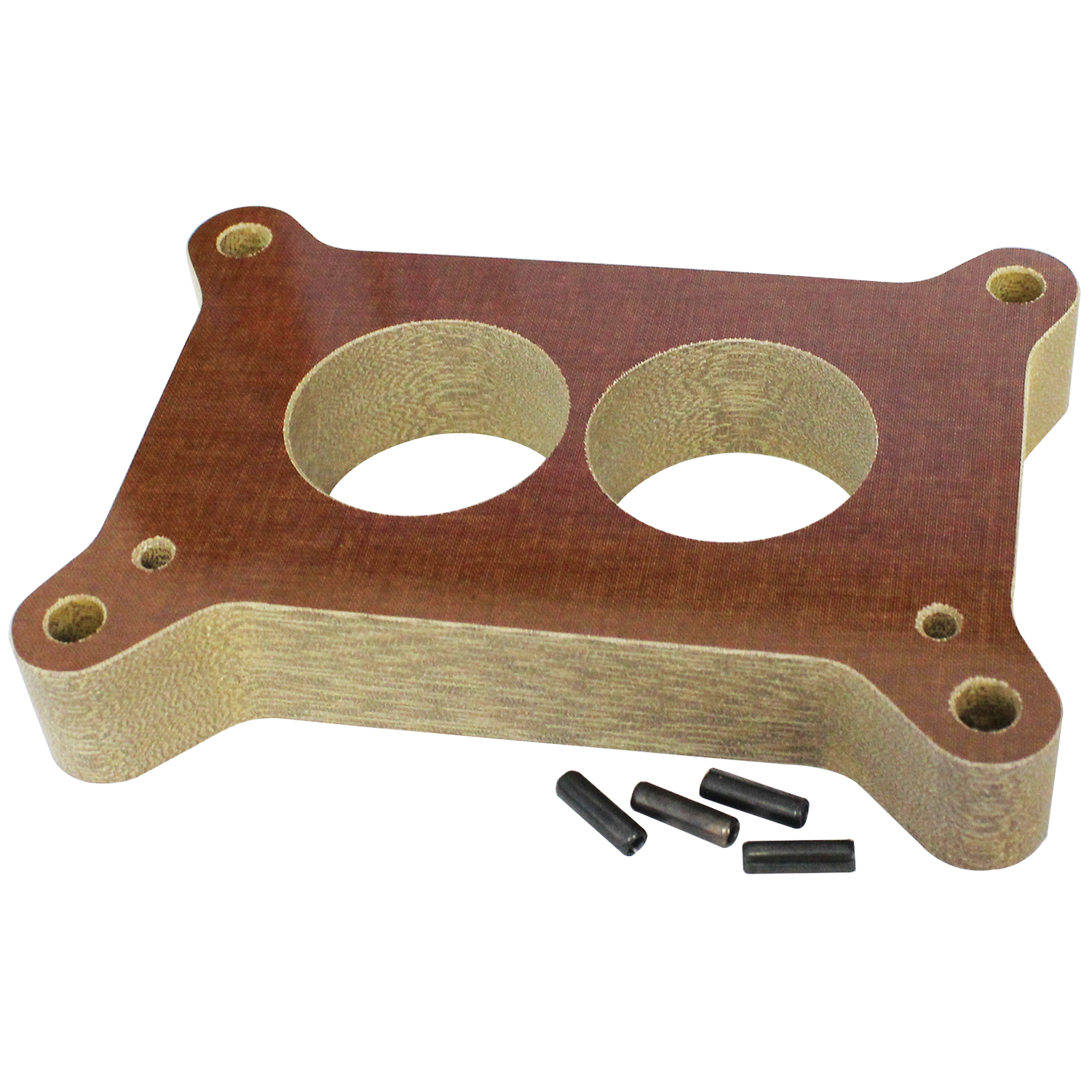 Jomar, Phenolic Carb Spacer, Holley 2300 2bbl , 1