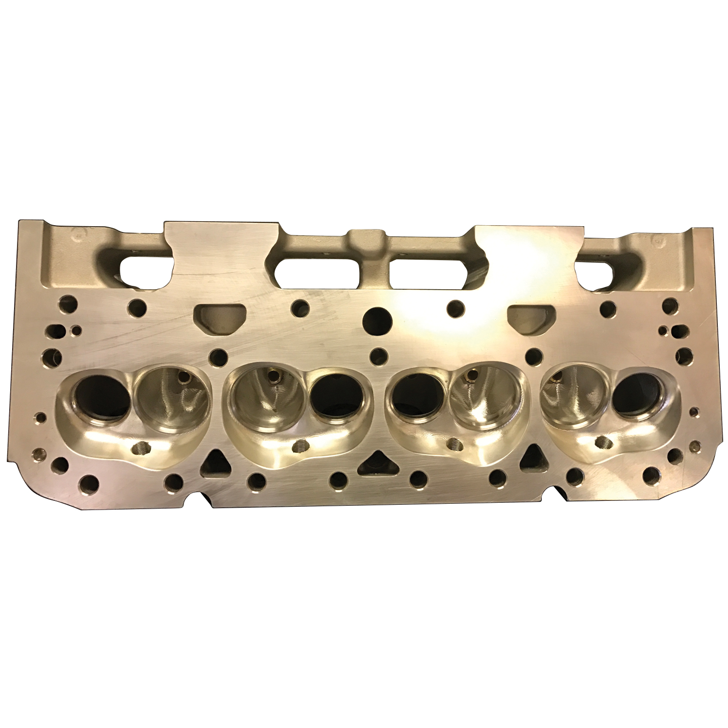 ProMaxx, Shocker 225 Full CNC Ported Chev SB Aluminum Heads