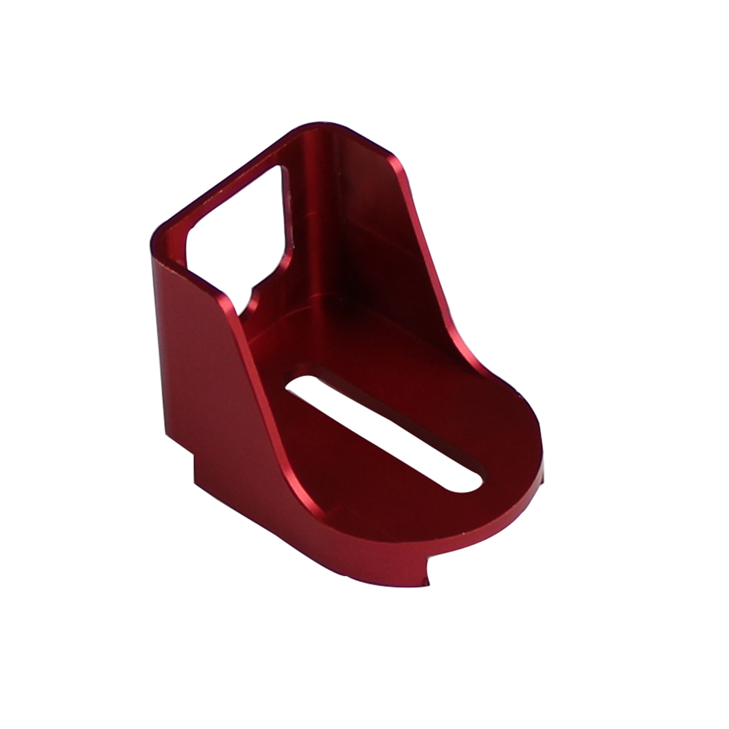 PRP, GM Trans Detent Cable Bracket, TH200/700R4, TH350, Red