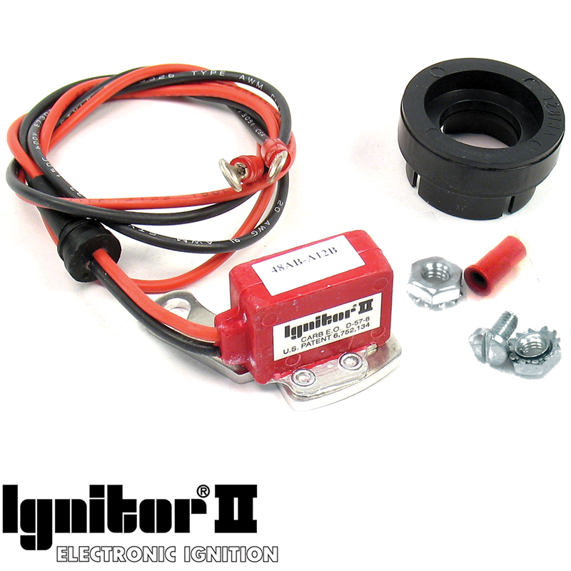 pertronix, ignitor ii electronic ignition conversion, ford v8 57-74 (w/