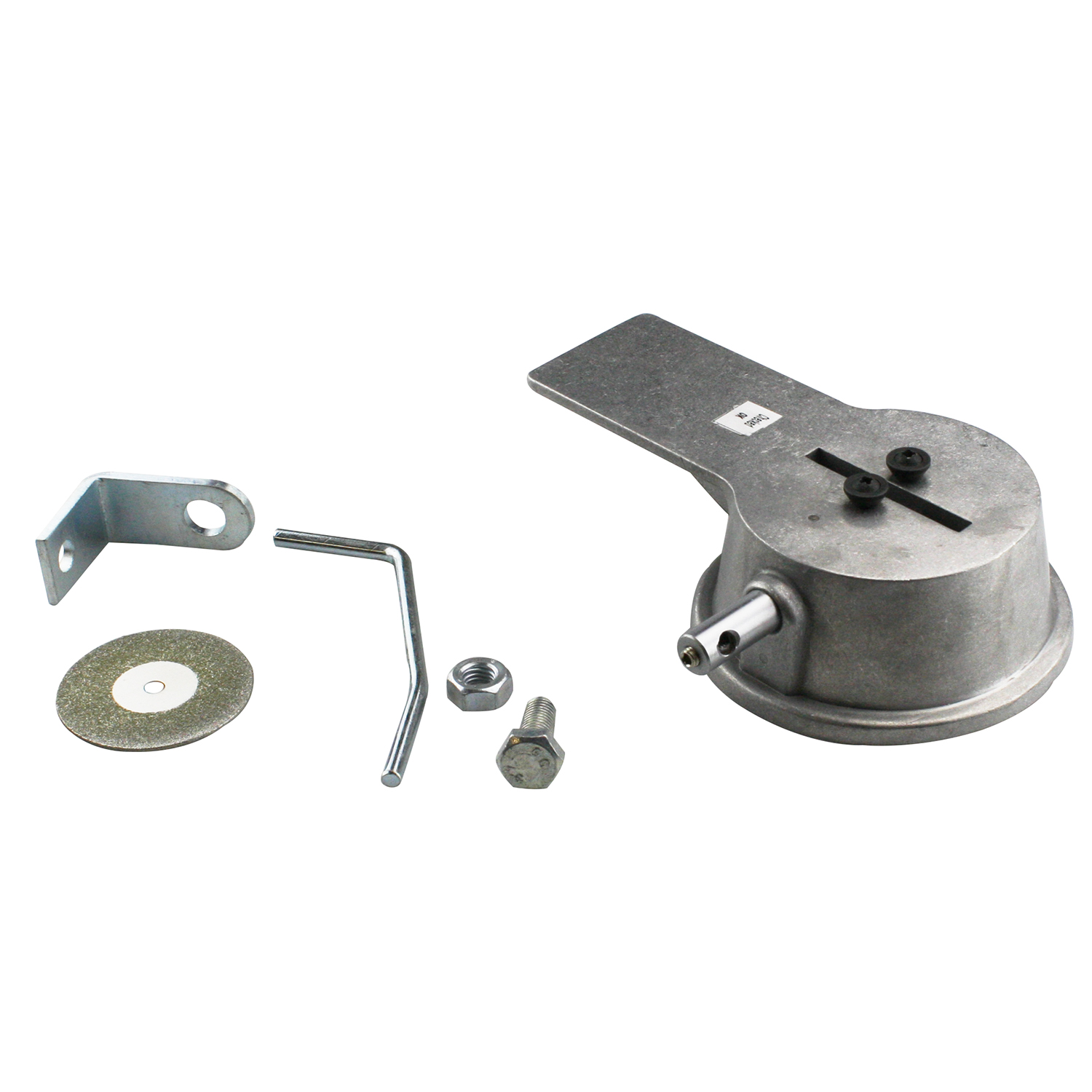 Manual Piston Ring Filer Grinder Comes with 120 Grit Grinding Wheel Replaces# 66785