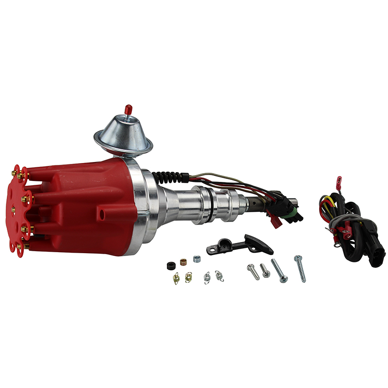 Power Products, Power Plus Billet Ready To Run Distributor