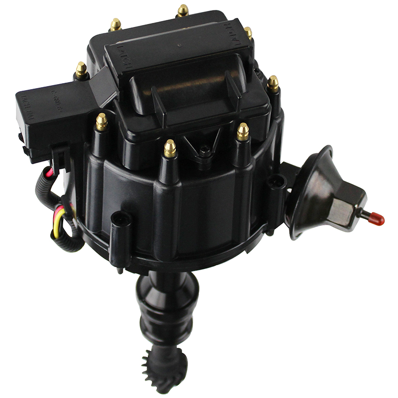 Power Products, Pro Black Series HEI Distributor, Ford 351C