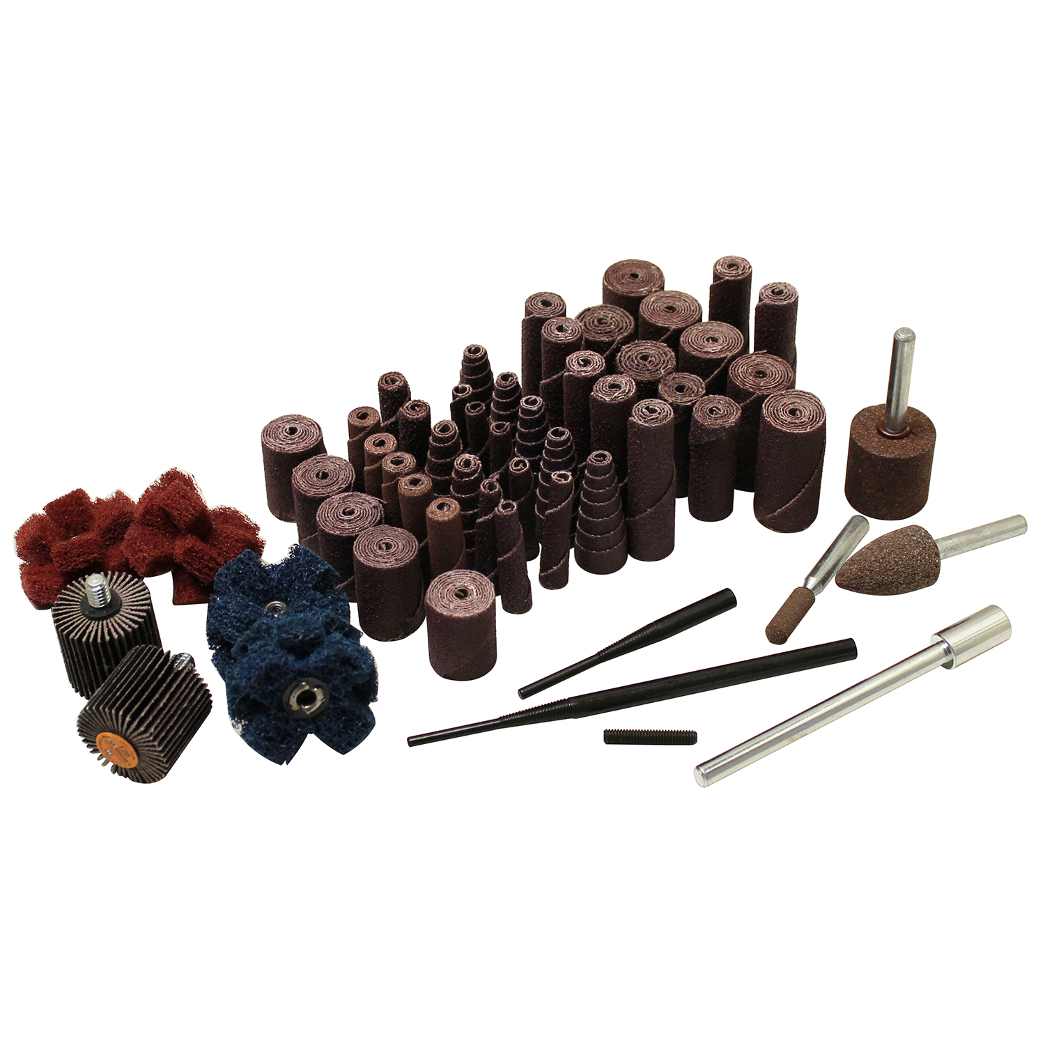 Standard Abrasives, Deluxe Head Port & Polishing Kit