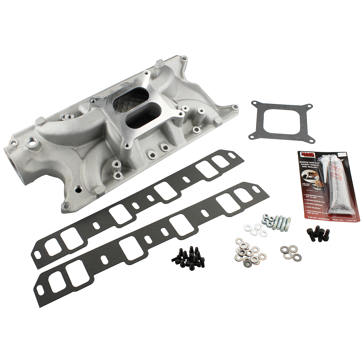 Power Products Dual Plane Intake Manifold, Ford 289-302