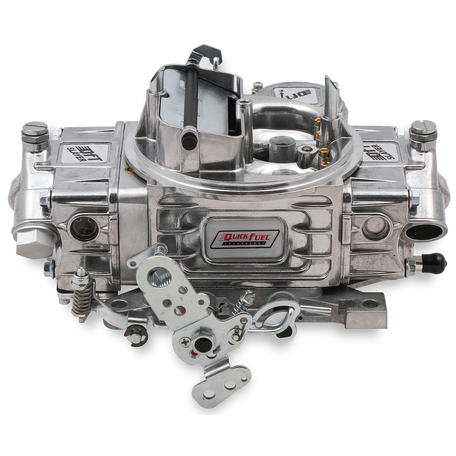 Quick Fuel, Slayer Series Vacuum Secondary Carb, 750 CFM