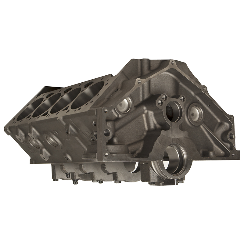 Brodix, Chev SB Cast Iron Block, 350 Main, 4 125 Bore, 9 025