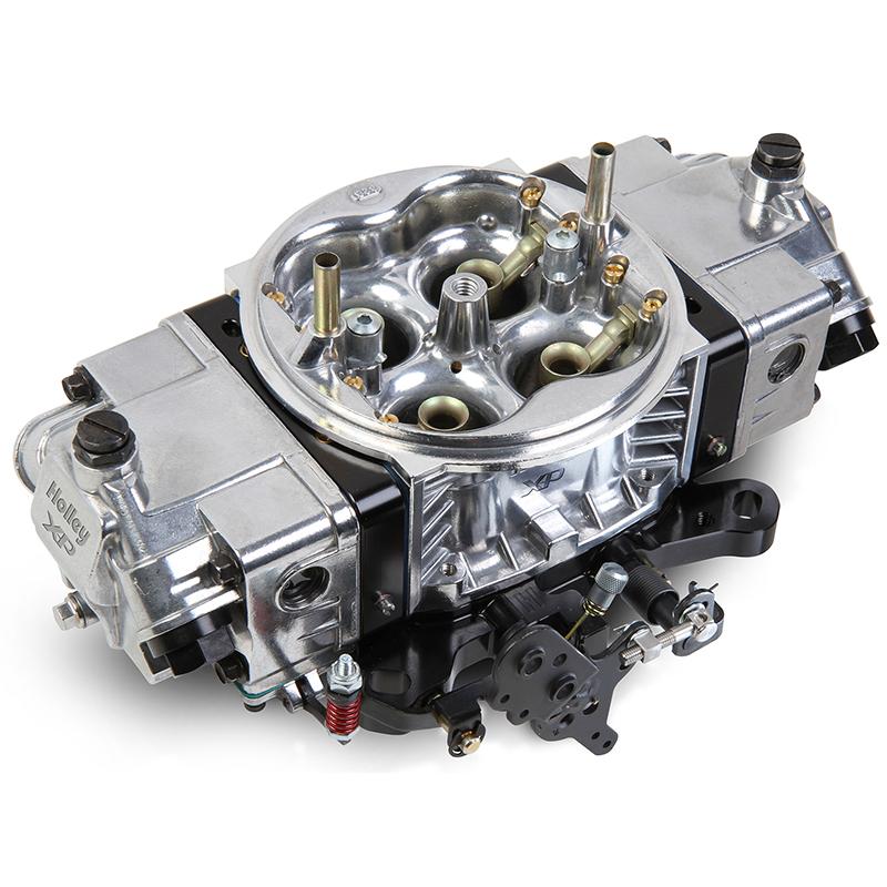 Holley Ultra Xp Series Carburetor 750 Cfm Manual Choke