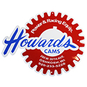 Howards, Metal Howards Cams Retro Logo Sign