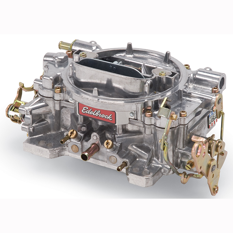 how to change the jets in an edelbrock