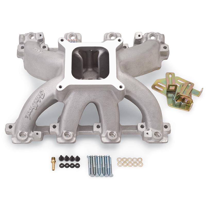 Edelbrock, Victor Series EFI Intake Manifold, GM LS1