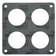 Power Products Power Seal 2 Carb Gasket, 4-Barrel, Dominator (4500), 4-Hole, Each