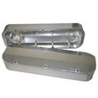 Fabricated Aluminum Valve Covers, Chev BB, Long-Bolt Design, Tall w/o Breather Hole, Pair