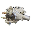 Power Products, Water Pump, Aluminum,  SB Ford, 302, 351W '70-'78,