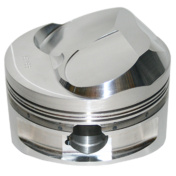 Ross Racing Pistons Chev Bb Open Chamber Dome 4 310