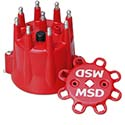 MSD, Distributor Cap, MSD Pro Billet or GM Point Type