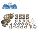 Eagle, Balanced Street Performance Assembly, Chev 383 (2-pc Seal), 4.030