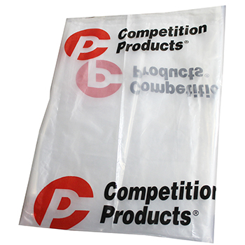CP, Heavy Duty Storage Bags, Block Bags, 10-Pack