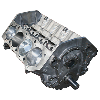 Dart, Pro Assembled 540ci Chev BB Short Block, 38cc Dome, 13.0:1 w/119cc, 9.800