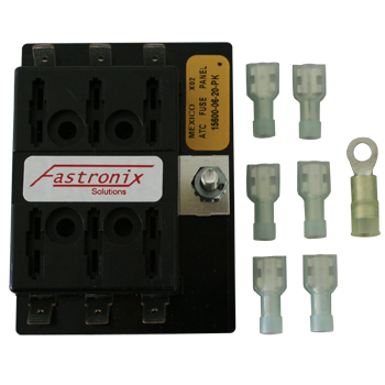 fastronix auxiliary fuse panel 6 circuit competition. Black Bedroom Furniture Sets. Home Design Ideas