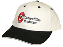 Hat, Competition Products, Stone & Black