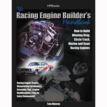 HPBooks, Race Engine Builders Handbook - How to Build